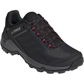 adidas TERREX Eastrail Zapatillas Senderismo Ligero Mujer, carbon/core black/acitve pink